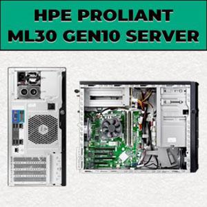 Máy chủ HPE ProLiant ML30 Gen10