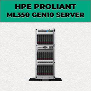 Máy chủ HPE ProLiant ML350 Gen10