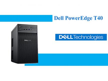 Máy chủ Dell T40 máy chủ cho doanh nghiệp nhỏ