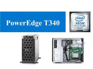 Giới thiệu máy chủ Dell PowerEdge T340 Tower