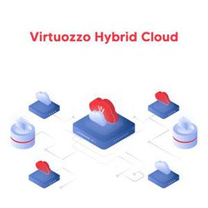Máy chủ server kết hợp Virtuozzo