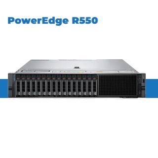 Máy chủ Rack PowerEdge R550 Rack 2U