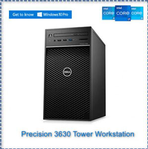 Máy trạm Dell Precision 3630 Tower Workstation
